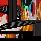 abstract 31 by dominiquelandau