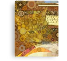 Percolated Jacob Canvas Print
