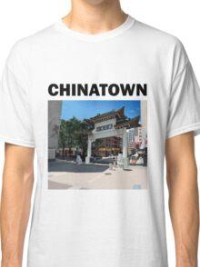 Chinatown, Boston Classic T-Shirt