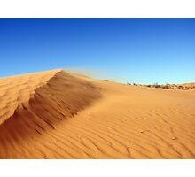 Windy Dune Photographic Print
