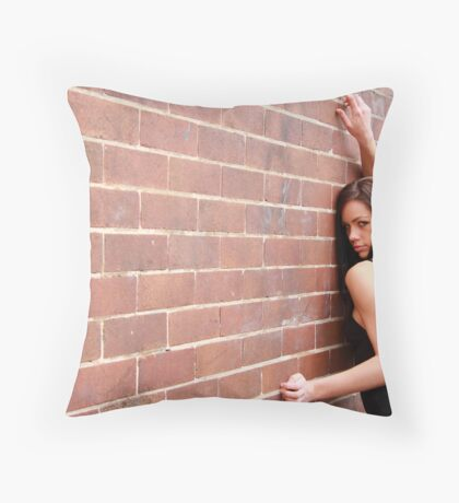 Untitled #103 Throw Pillow