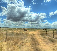 Somewhere Between - Clunes/Ballarat - The HDR Experience by Philip Johnson