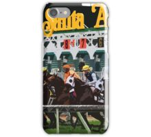 The Great Race Place iPhone Case/Skin