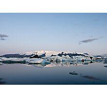 Glacier Lagoon #6 Photographic Print