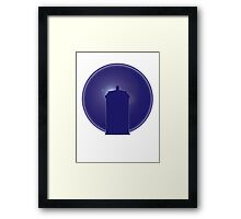 Do you happen to know how to fly this thing? Framed Print