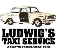 Ludwig's Taxi Service by Quilm