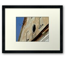 A piece of history... Framed Print