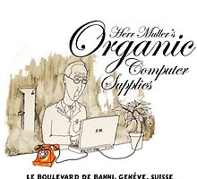 Herr Muller's Organic Computer Supplies by Quilm