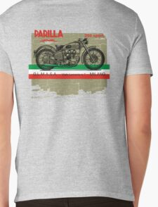 Parilla 250 Sport Mens V-Neck T-Shirt