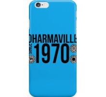 Dharmaville: Since 1970 iPhone Case/Skin
