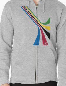 ZannoX Retro Stripes T-Shirt