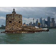 Fort Denison Photographic Print