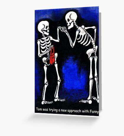 Meet the Bones (1)   298 vews Greeting Card