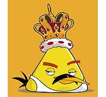 Freddie Mercury Angry Birds Photographic Print