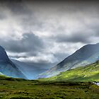 Glorious Glencoe by Cat Perkinton