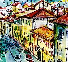 Florence, Italy by Emma Jean Chu