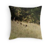 """""""Stay Together....You Hear ME?"""" Throw Pillow"""