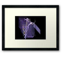'Spirit Guide' - The Healing Force Framed Print