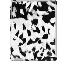Tombs Brush Pattern iPad Case/Skin