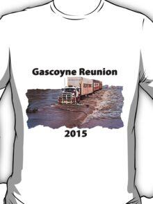 Gascoyne Reunion 2015 T-Shirt