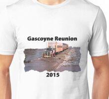 Gascoyne Reunion 2015 Unisex T-Shirt
