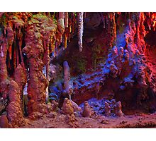 Psychedelic Nature Photographic Print