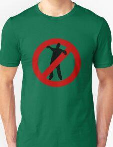 No Zombies T-Shirt