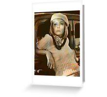 Nancy Parker 1933 Greeting Card