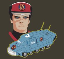 Captain Scarlet by Steve Harvey