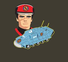 Captain Scarlet Unisex T-Shirt