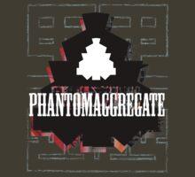 Phantom Logo With Shape Design by Matt Thurston