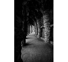 Park Guell Photographic Print
