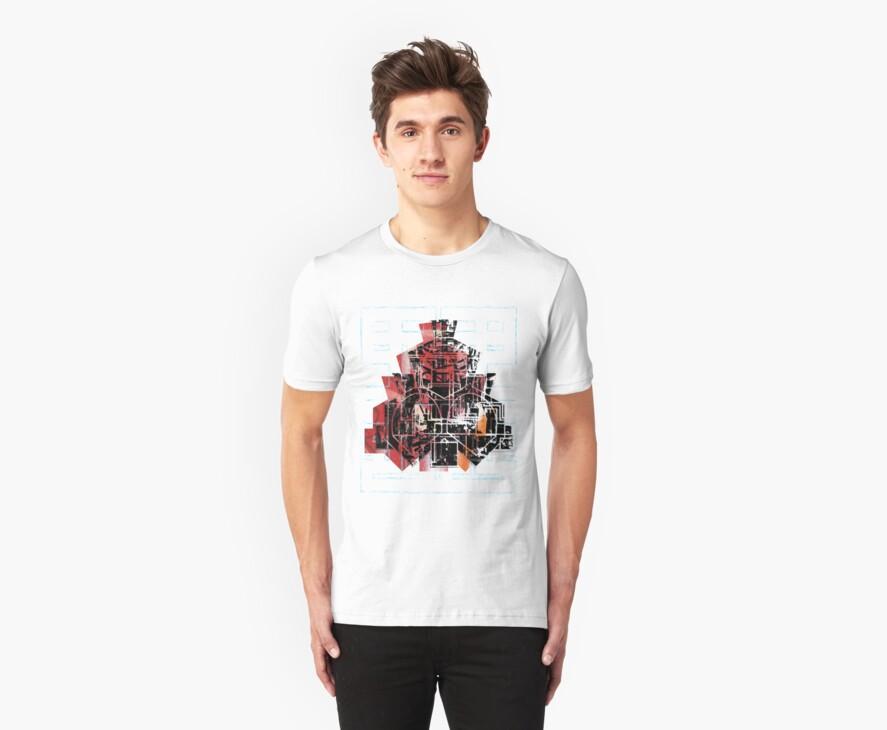Ziggurat Maze Design by Linespider5
