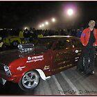 CHRR 2008 - - Cacklefest 1968 Opel Kadett - - by Rhonda Strickland