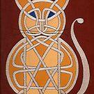 Celtic Cat by fesseldreg