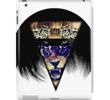 Predator Cats iPad Case/Skin