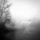 Mist on the Severn by JulianJ