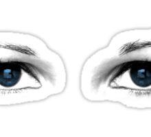 Look into my eyes Sticker