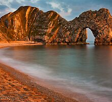 Durdle Door by Rob Lodge