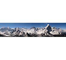Ama Dablam Himalayan Range Photographic Print