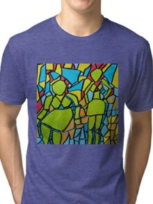 Part of the Pattern Tri-blend T-Shirt