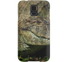 Caiman at the Iguazu Bird Park Samsung Galaxy Case/Skin