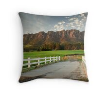 All roads lead to......... Throw Pillow