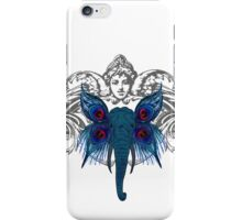 Peacock Elephant iPhone Case/Skin