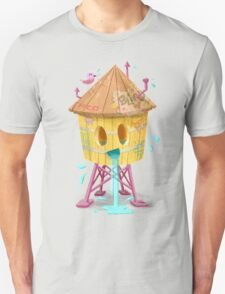 Happy Brooklyn Water Tower T-Shirt