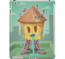 Happy Brooklyn Water Tower iPad Case/Skin