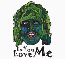 Old Gregg - Mighty Boosh - Do You Love Me? Kids Clothes