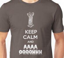 Keep Calm Micolash - White Unisex T-Shirt