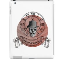Oldies but Hipsters iPad Case/Skin