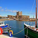 Carrickfergus Castle by Carol  Lewsley
